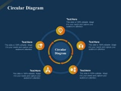 Product Distribution Sales And Marketing Channels Circular Diagram Ppt Styles Slide Download PDF