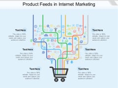 Product Feeds In Internet Marketing Ppt PowerPoint Presentation File Slide
