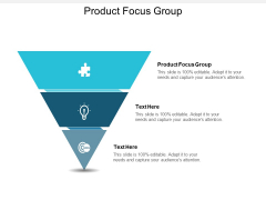 Product Focus Group Ppt PowerPoint Presentation Inspiration Skills Cpb