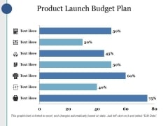 Product Launch Budget Plan Ppt PowerPoint Presentation Professional Templates