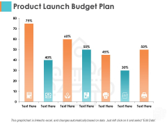 Product Launch Budget Plan Sample Budget Ppt Ppt PowerPoint Presentation Show Smartart