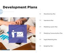 Product Launch Marketing Plan Development Plans Ppt Summary Show PDF