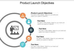 Product Launch Objectives Ppt PowerPoint Presentation Portfolio Professional Cpb