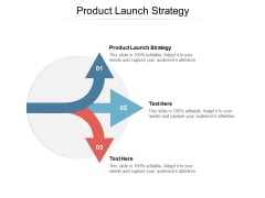 Product Launch Strategy Ppt Powerpoint Presentation Ideas Graphics Design Cpb