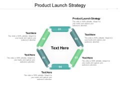 Product Launch Strategy Ppt PowerPoint Presentation Infographics Demonstration Cpb