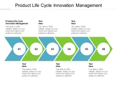 Product Life Cycle Innovation Management Ppt PowerPoint Presentation Outline Designs Cpb