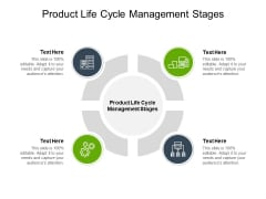 Product Life Cycle Management Stages Ppt PowerPoint Presentation Layouts Brochure Cpb