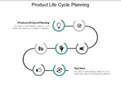 Product Life Cycle Planning Ppt PowerPoint Presentation Portfolio Format Ideas Cpb