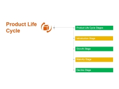 Product Life Cycle Template 2 Ppt PowerPoint Presentation Styles Information