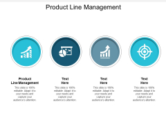 Product Line Management Ppt PowerPoint Presentation File Outfit Cpb
