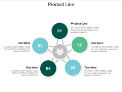 Product Line Ppt PowerPoint Presentation Model Infographic Template Cpb