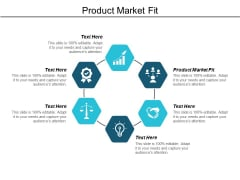 Product Market Fit Ppt PowerPoint Presentation Ideas Smartart Cpb