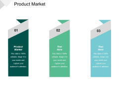 Product Market Ppt PowerPoint Presentation Infographics Shapes Cpb