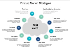 Product Market Strategies Ppt PowerPoint Presentation Visual Aids Layouts Cpb
