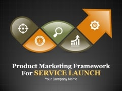 Product Marketing Framework For Service Launch Ppt PowerPoint Presentation Complete Deck With Slides