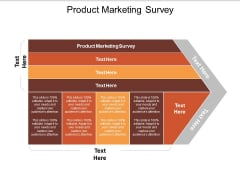 Product Marketing Survey Ppt PowerPoint Presentation Outline Deck
