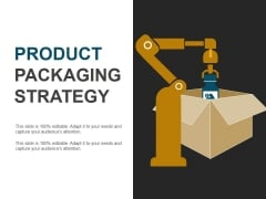 Product Packaging Strategy Template 2 Ppt PowerPoint Presentation Examples