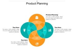 Product Planning Ppt PowerPoint Presentation Summary Shapes Cpb