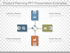Product Planning Ppt Presentation Examples