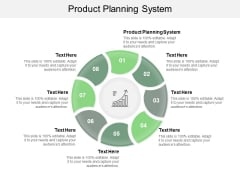 Product Planning System Ppt PowerPoint Presentation Layouts Designs Cpb