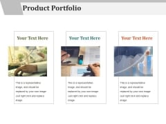 Product Portfolio Template 1 Ppt PowerPoint Presentation Layouts Aids