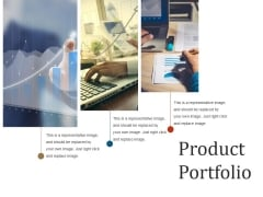 Product Portfolio Template 2 Ppt PowerPoint Presentation File Model