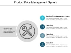 Product Price Management System Ppt PowerPoint Presentation File Aids Cpb