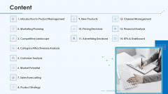 Product Pricing Strategies Content Ppt Model Diagrams PDF