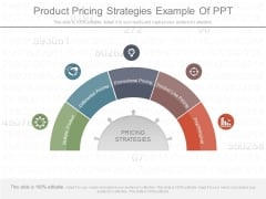 Product Pricing Strategies Example Of Ppt