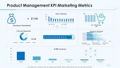 Product Pricing Strategies Product Management KPI Marketing Metrics Ppt Portfolio Graphics Pictures PDF