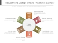 Product Pricing Strategy Template Presentation Examples