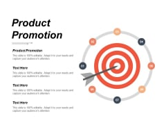 Product Promotion Ppt Powerpoint Presentation Pictures Elements Cpb