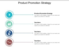 Product Promotion Strategy Ppt PowerPoint Presentation Inspiration Styles Cpb