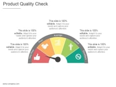 Product Quality Check Ppt PowerPoint Presentation Background Image