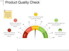 Product Quality Check Ppt PowerPoint Presentation Show Background
