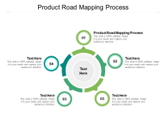 Product Road Mapping Process Ppt PowerPoint Presentation File Graphics Template Cpb