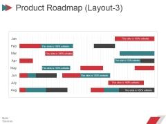 Product Roadmap Layout3 Ppt PowerPoint Presentation Portfolio Mockup