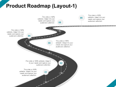 Product Roadmap Management Ppt PowerPoint Presentation Summary Visuals