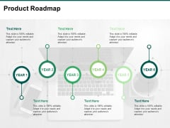 Product Roadmap Ppt PowerPoint Presentation Gallery Gridlines