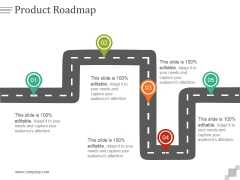 Product Roadmap Ppt PowerPoint Presentation Images
