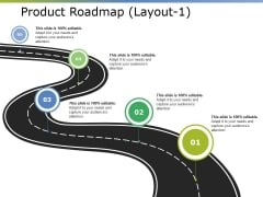 Product Roadmap Template Ppt PowerPoint Presentation Slides Visuals
