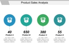 Product Sales Analysis Ppt PowerPoint Presentation Styles Tips