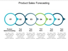 Product Sales Forecasting Ppt PowerPoint Presentation Visual Aids Cpb