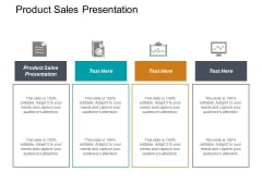 Product Sales Presentation Ppt PowerPoint Presentation Professional Example File Cpb