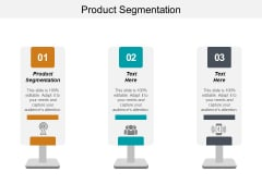 Product Segmentation Ppt PowerPoint Presentation Styles Layout Cpb