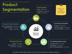 Product Segmentation Template 2 Ppt PowerPoint Presentation Ideas Themes