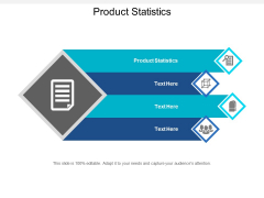 Product Statistics Ppt PowerPoint Presentation Layouts Graphics Design Cpb