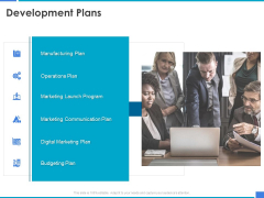 Product Strategy And Product Management Implementation Development Plans Ppt Backgrounds PDF