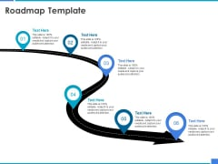 Product Strategy And Product Management Implementation Roadmap Template Ppt Gallery Demonstration PDF