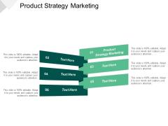 Product Strategy Marketing Ppt PowerPoint Presentation Portfolio Summary Cpb